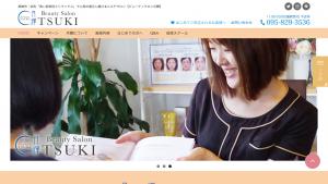 制作事例 TSUKI
